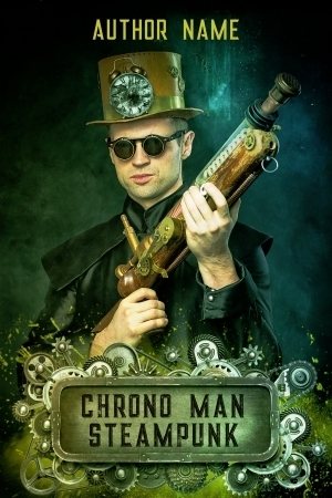 Chrono Man Book 2