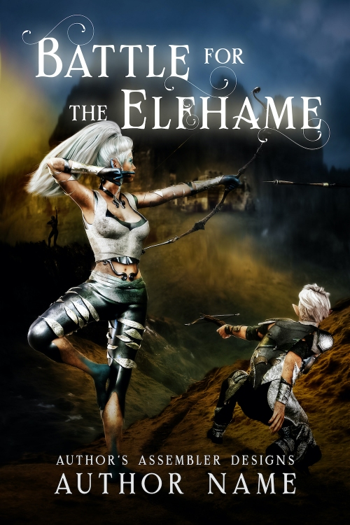 Fantasy-Premade-Battle-for-Elfhame