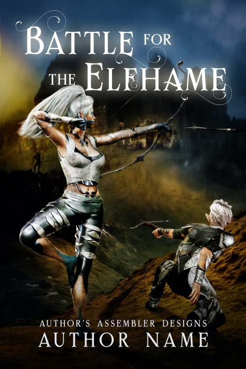 Fantasy-Premade-Battle-for-Elfhame_1000px