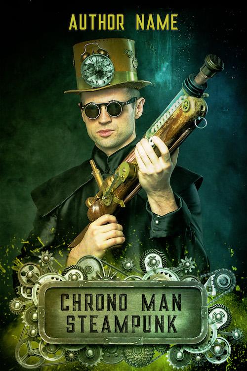 Chrono Man Book 2