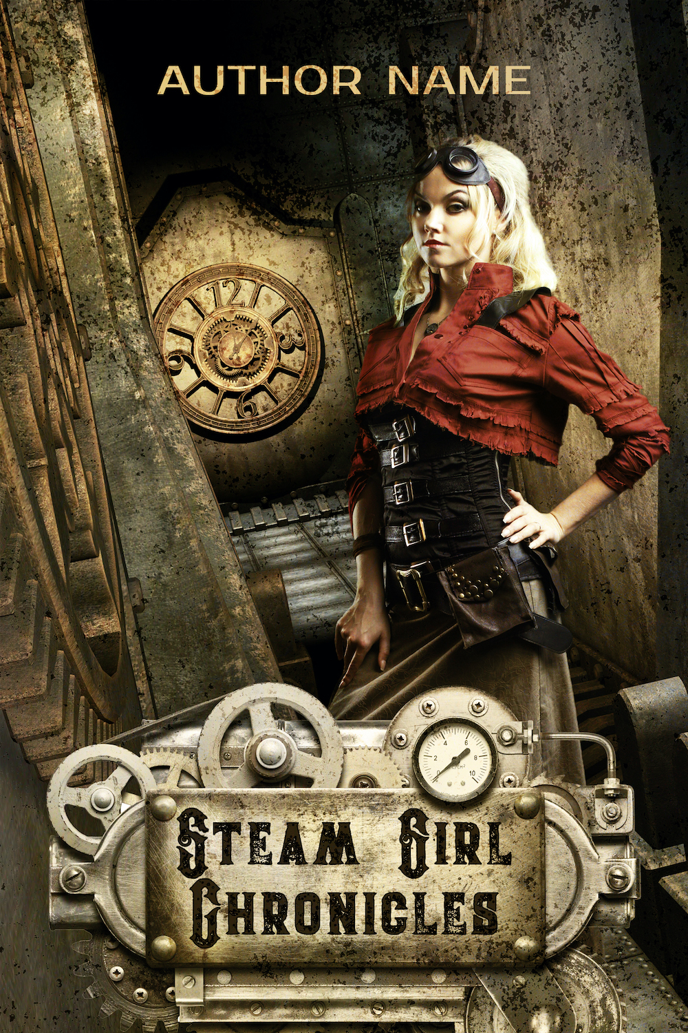 Steam Girl Chronicles Book 1_1000px