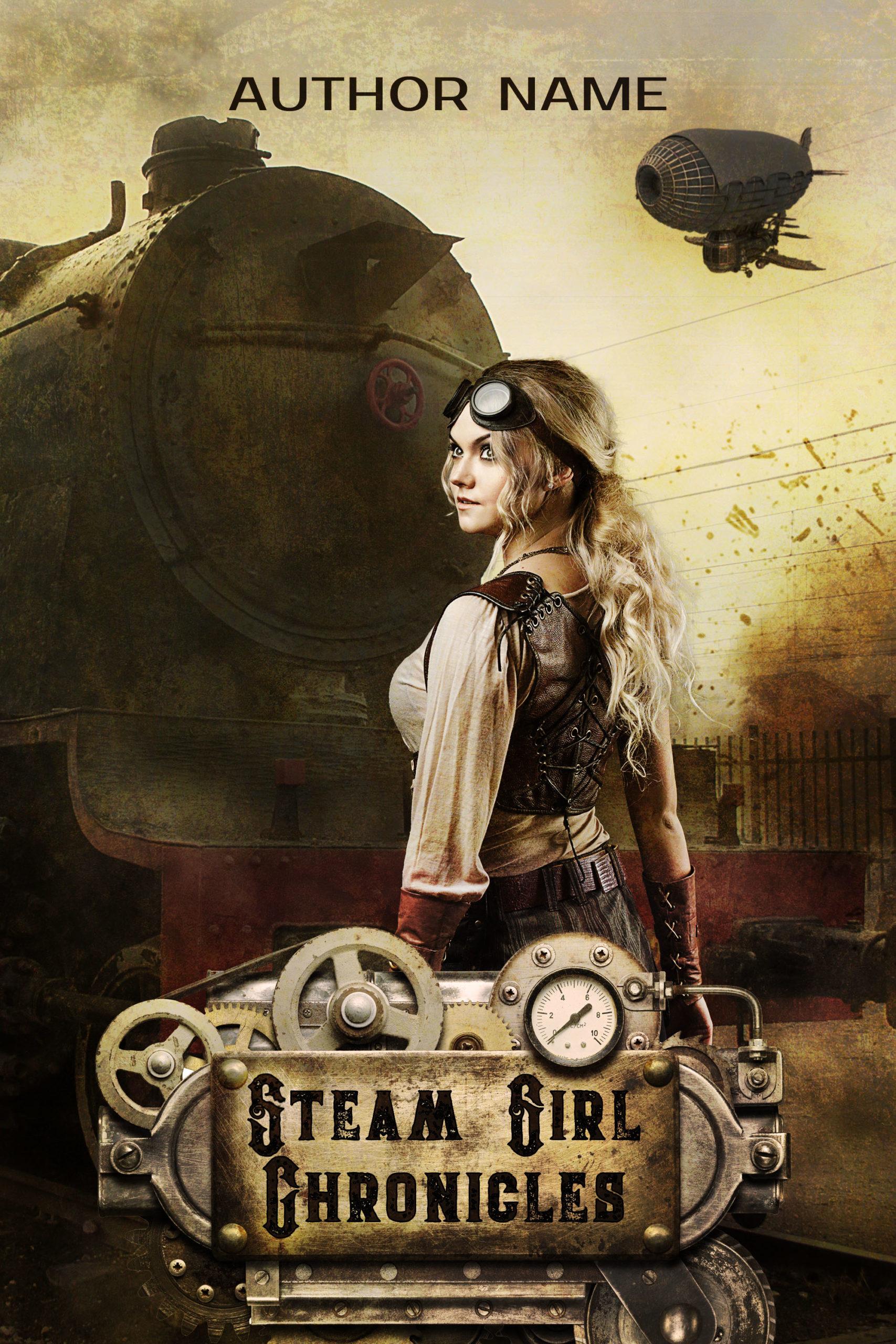 Steam Girl Chronicles Book 3