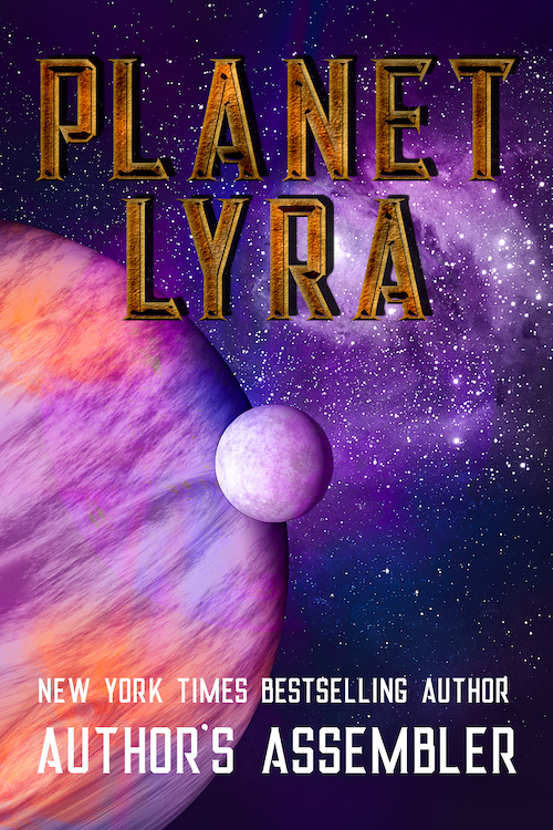 Hard Scifi Premade Book Cover for Sale