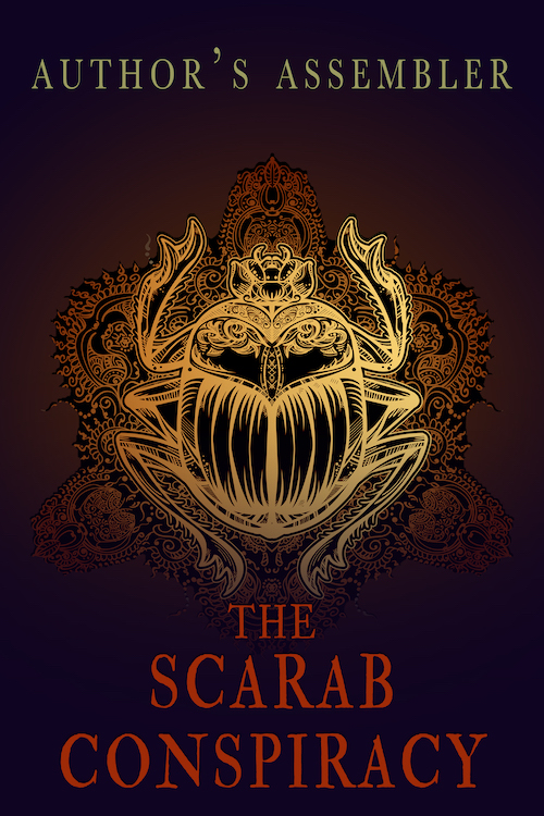 The Scarab Conspiracy_500x750