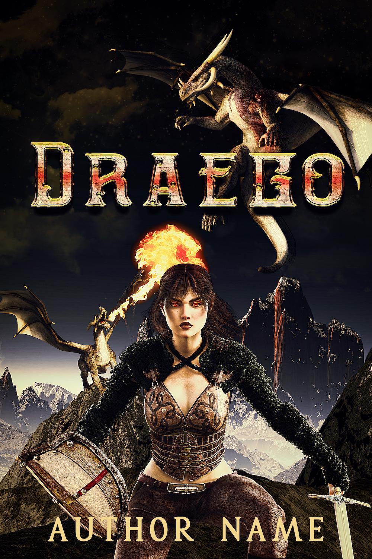 Fantasy Premade - Draego 1000px