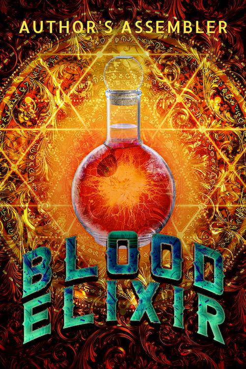 Fantasy Premade - Blood Elixir_500x750px
