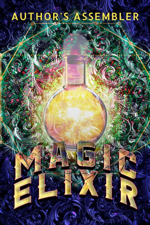 Fantasy Premade - Magic Elixir_500x750px