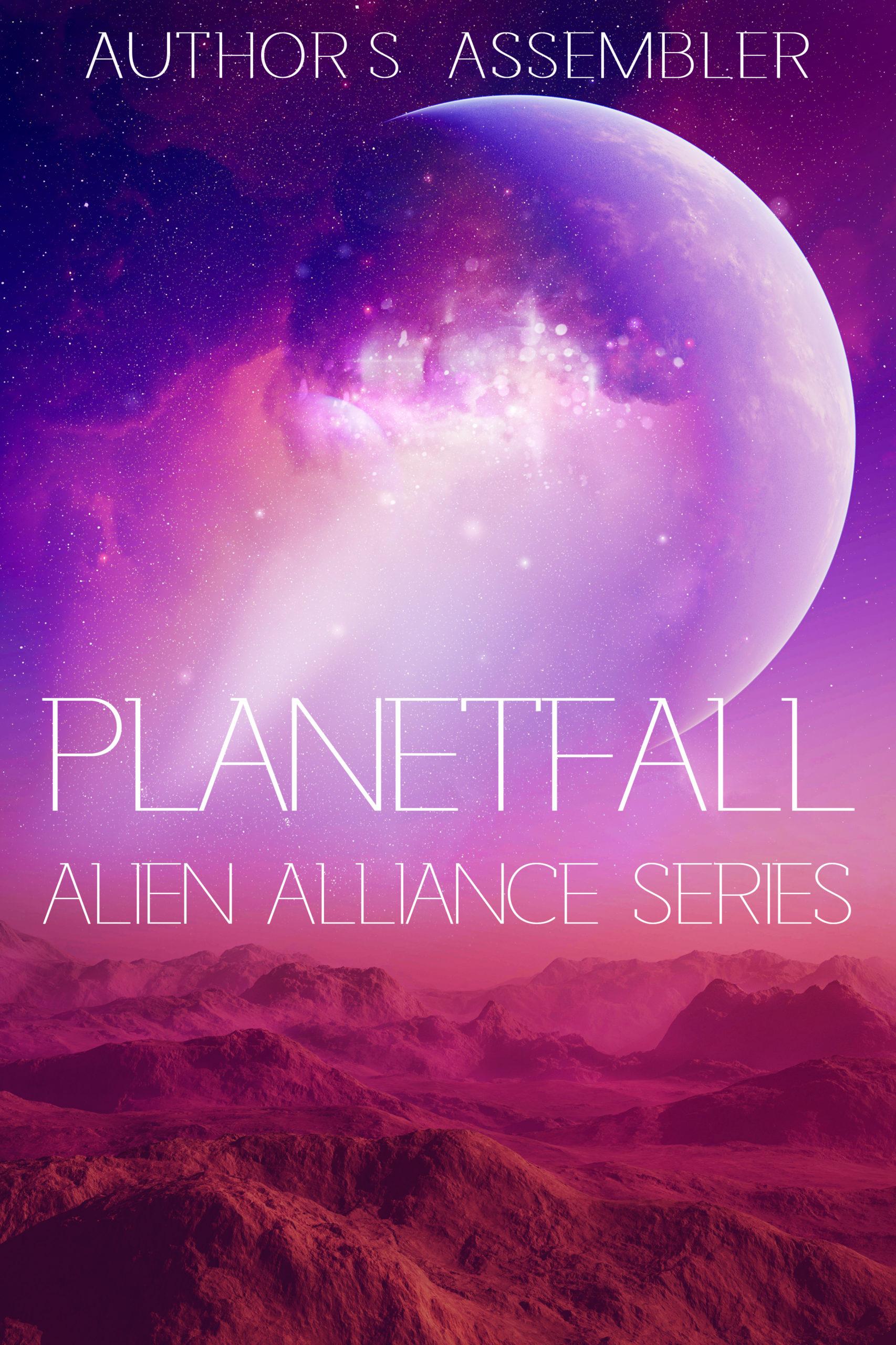 Premade - Planetfall_500x750