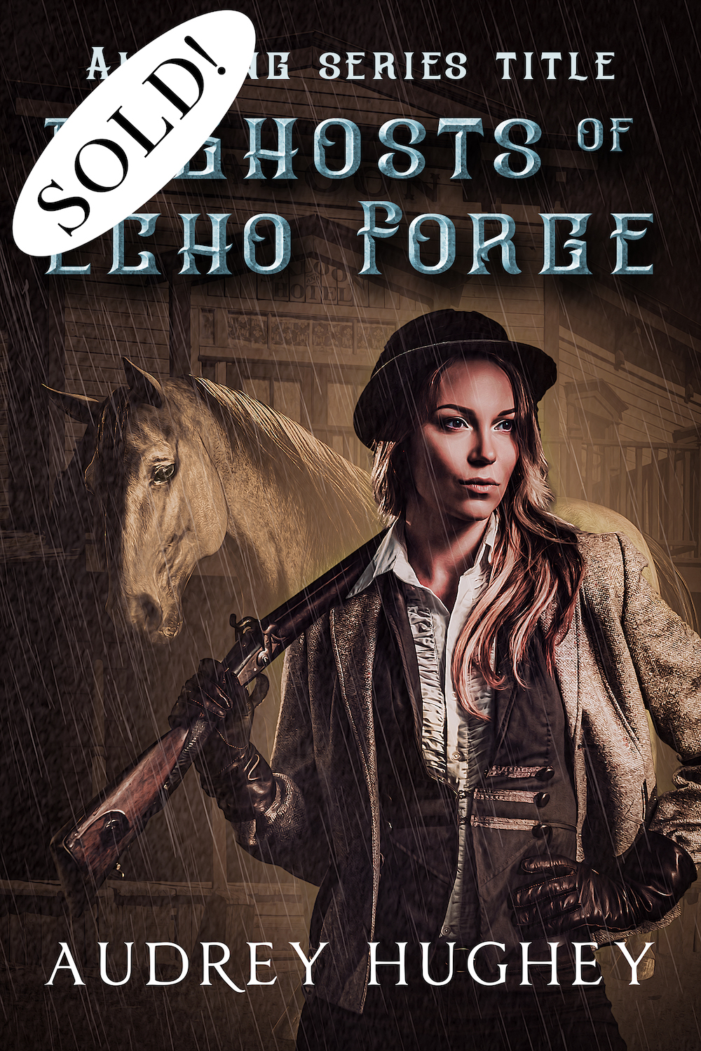 SOLD The Ghosts of Echo Forge 1000