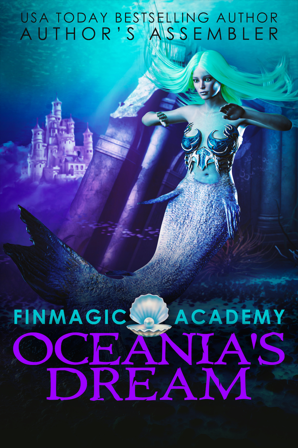 Academy Premade - Oceania's Dream Book 1_1000px