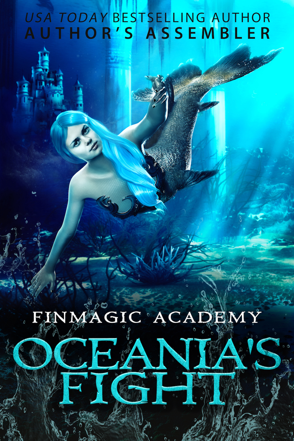 Academy Premade Cover - Finmagic Series