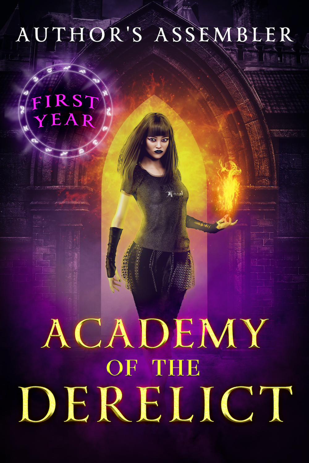 Academy of the Derelict First Year