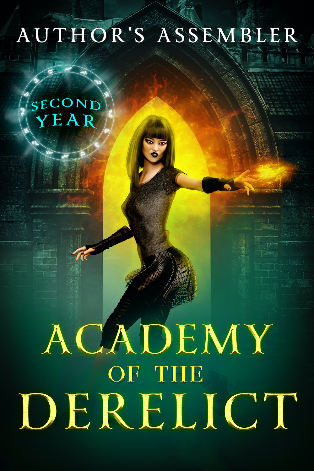 Academy of the Derelict Second Year