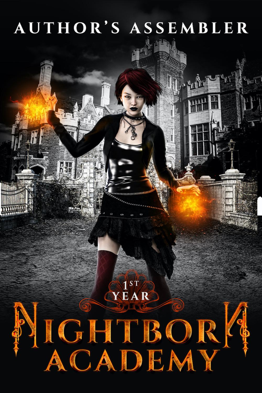 Nightborn Academy 1st Year