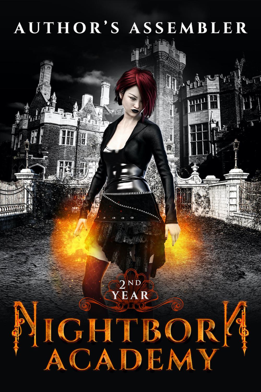 Nightborn Academy 2nd Year