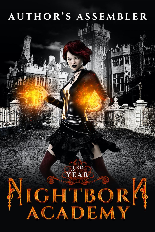 Nightborn Academy 3rd Year