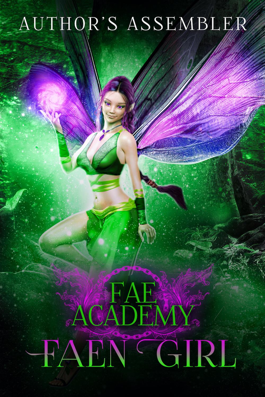 Academy Premade - Faen Girl Book 1_1000px