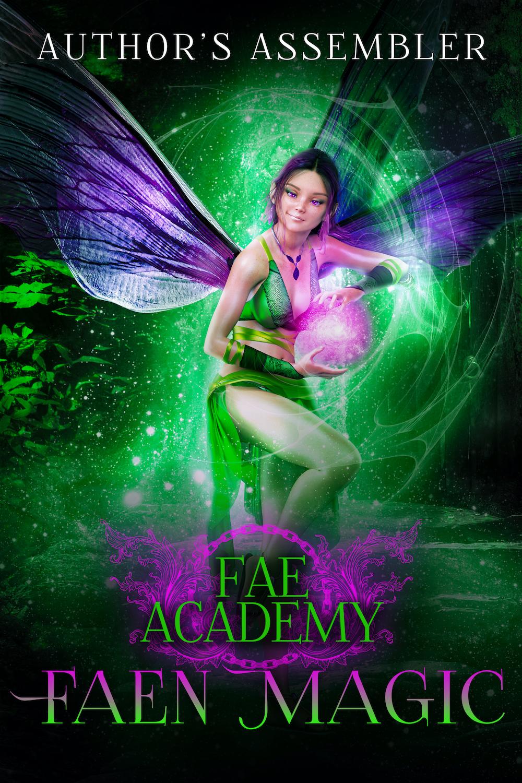 Academy Premade - Faen Magic Book 2_1000px