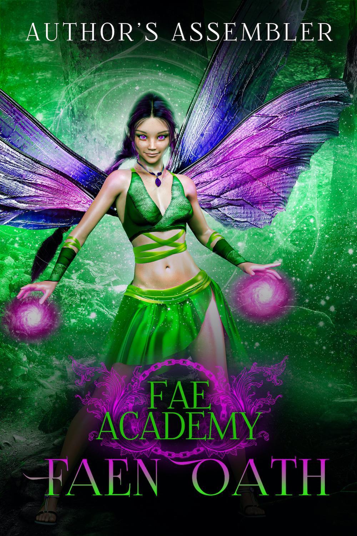 Academy Premade - Faen Oath Book 3_1000px