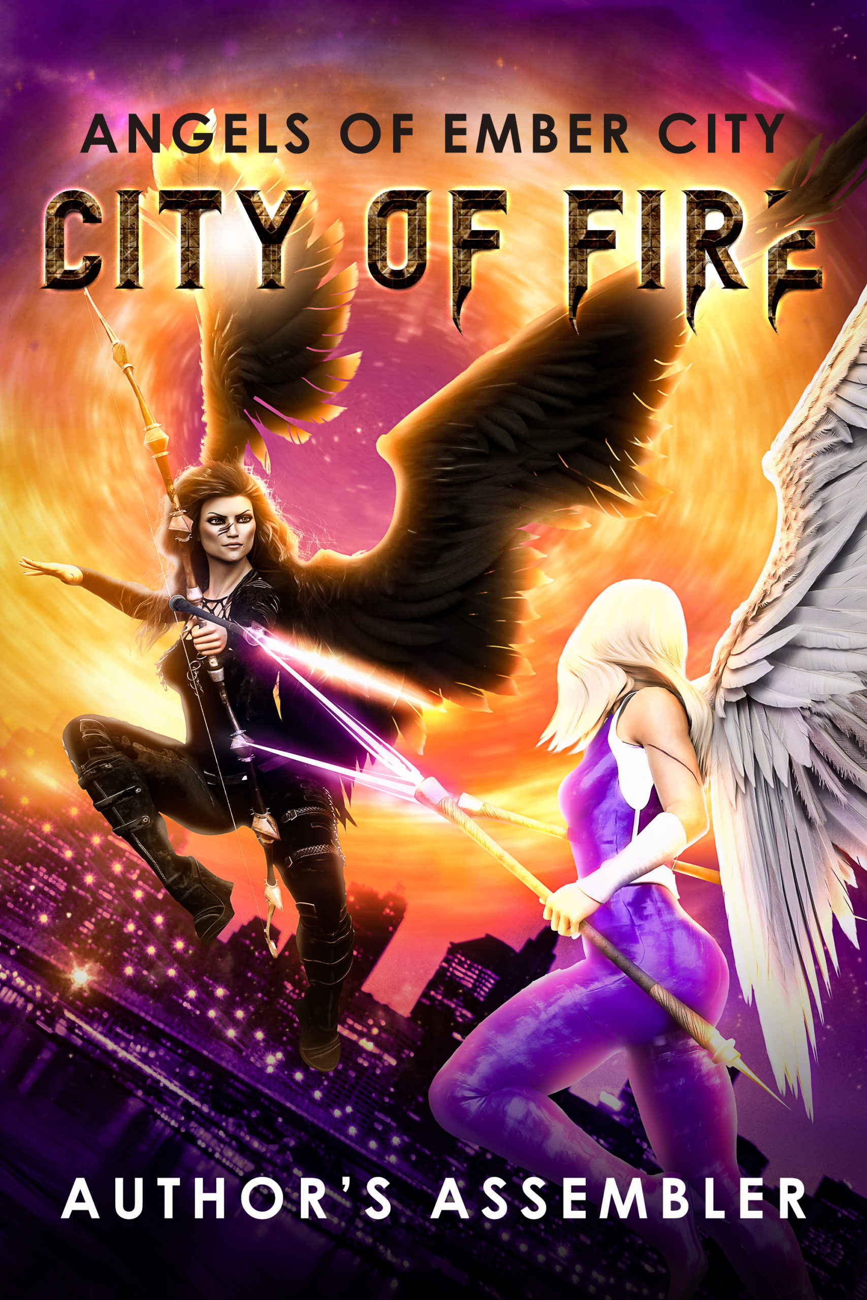Angels of Ember City Series Book 1