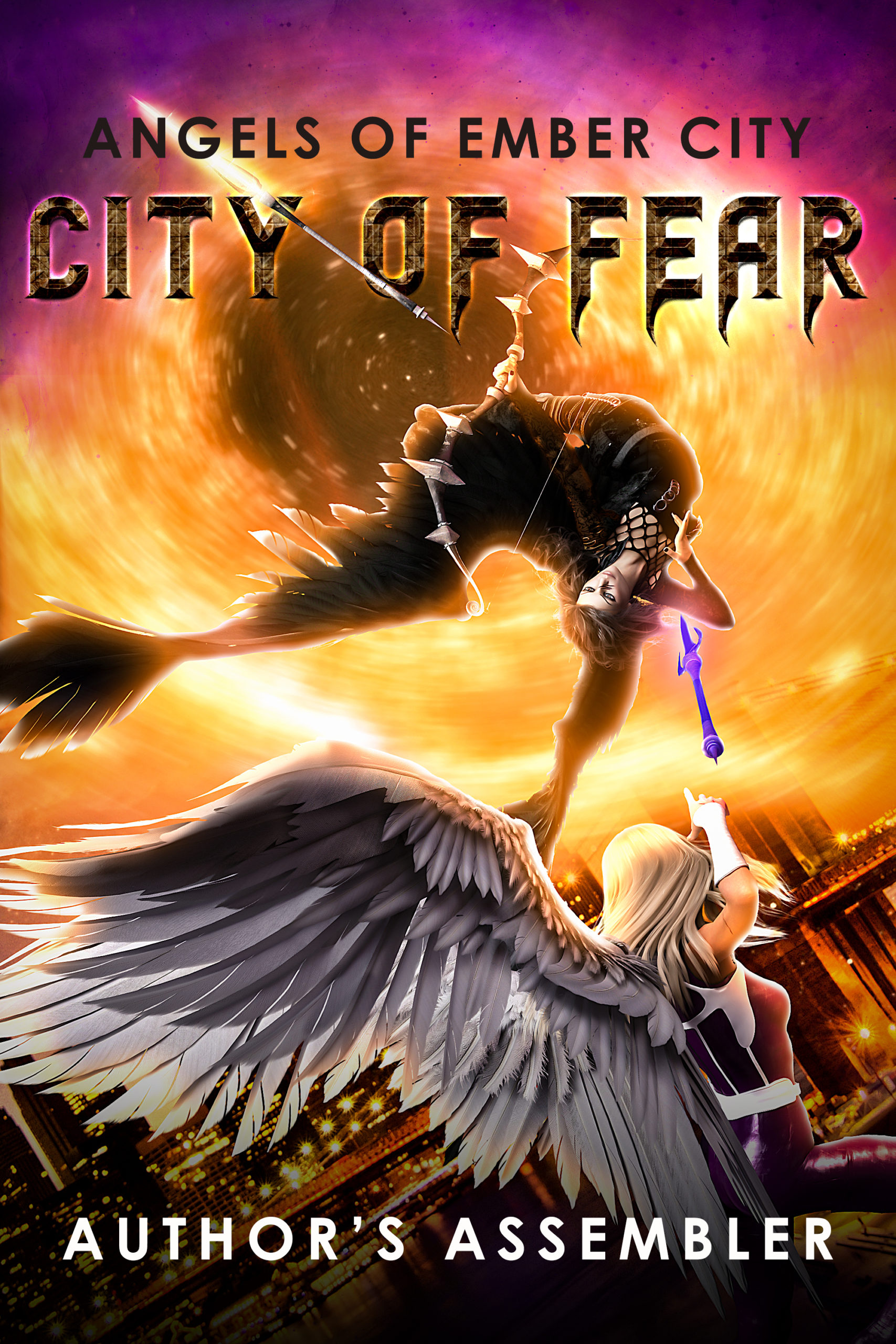 Angels of Ember City Series Book 2