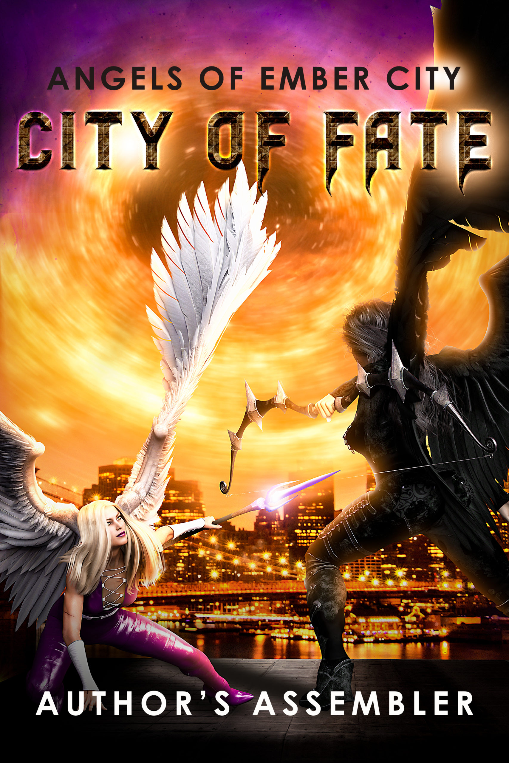 Angels of Ember City Series Book 3