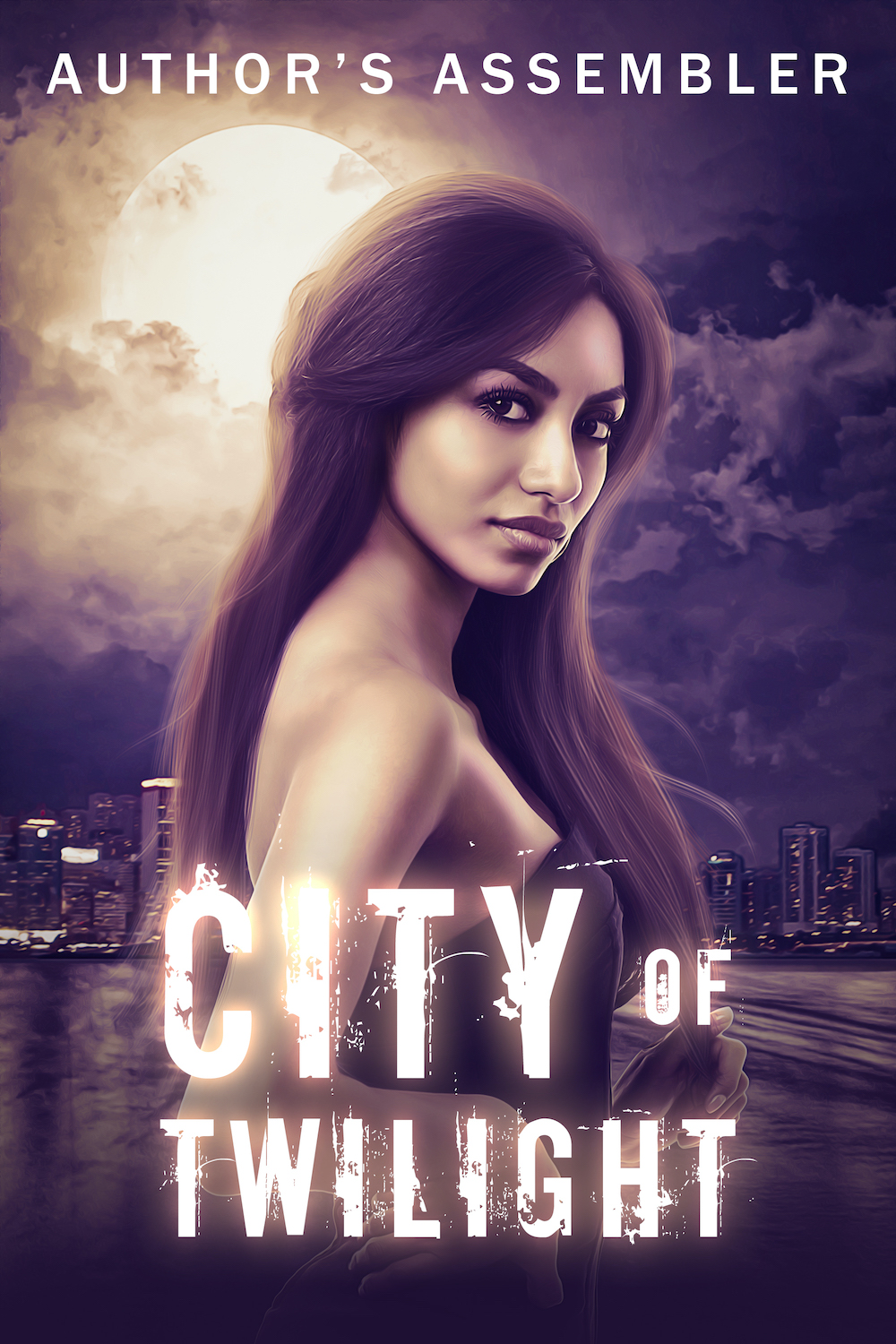 Fantasy Premade - City of Twilight_1000px