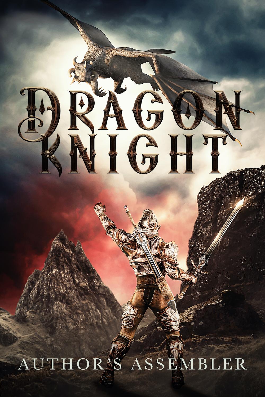Fantasy Premade - Dragon Knight_1000px