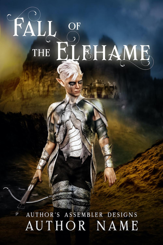 Fantasy Premade - Fall of Elfhame_1000px