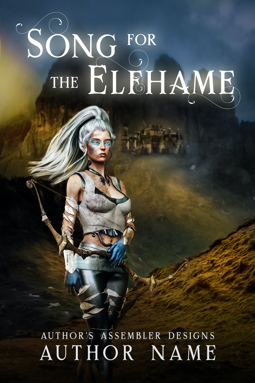 Fantasy Premade - Song for Elfhame_1000px