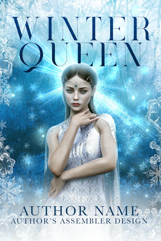 Fantasy Premade - Winter Queen_1000px