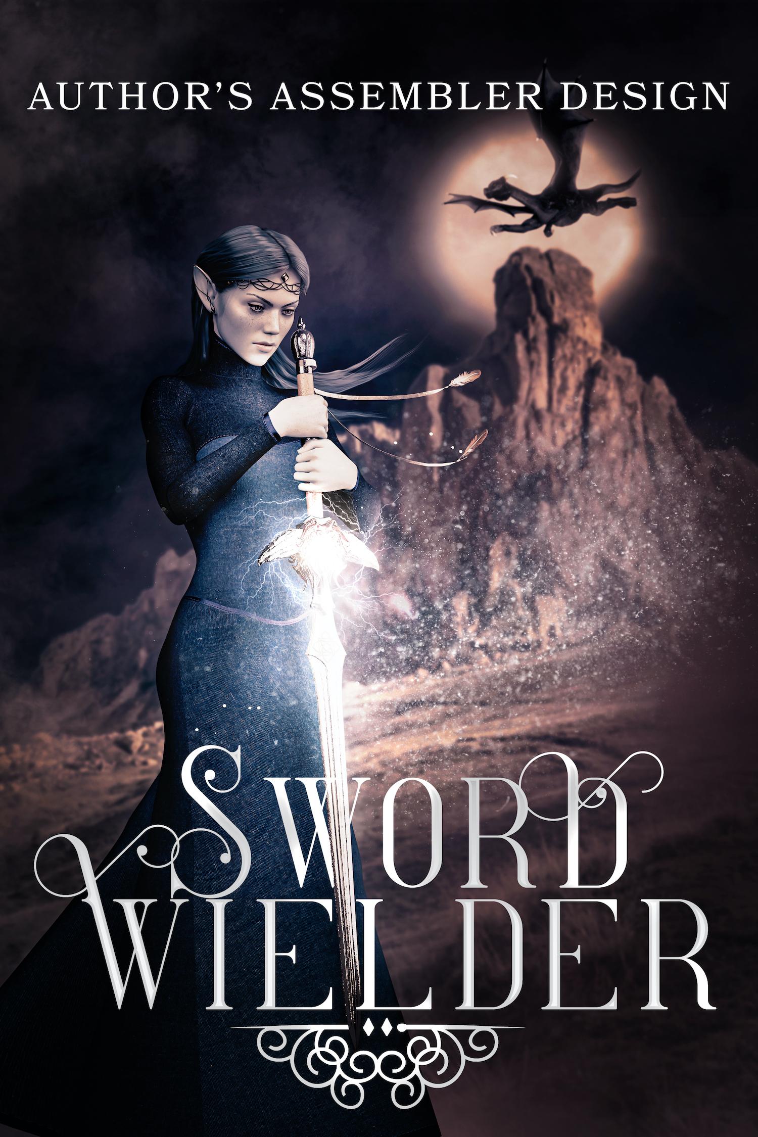 Fantasy Premade - Swordwielder_1500px
