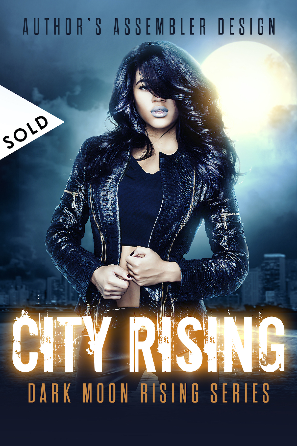 SOLD Fantasy Premade - City Rising