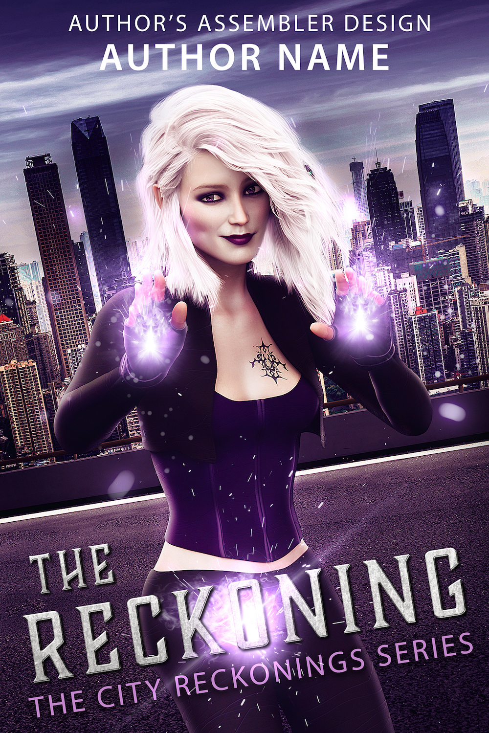 Fantasy Premade - The Reckoning_Site