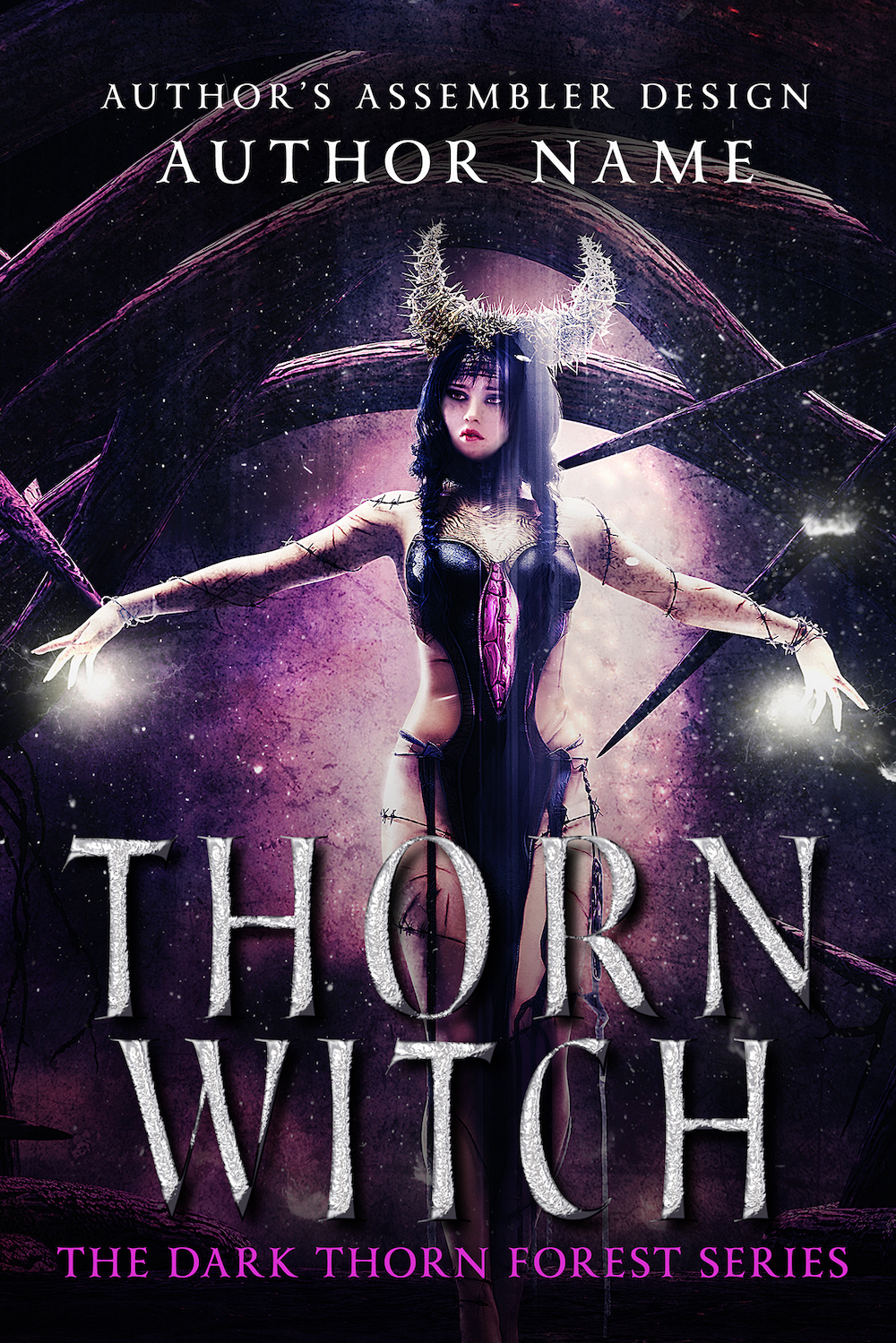 Fantasy Premade - Thorn Witch_Site