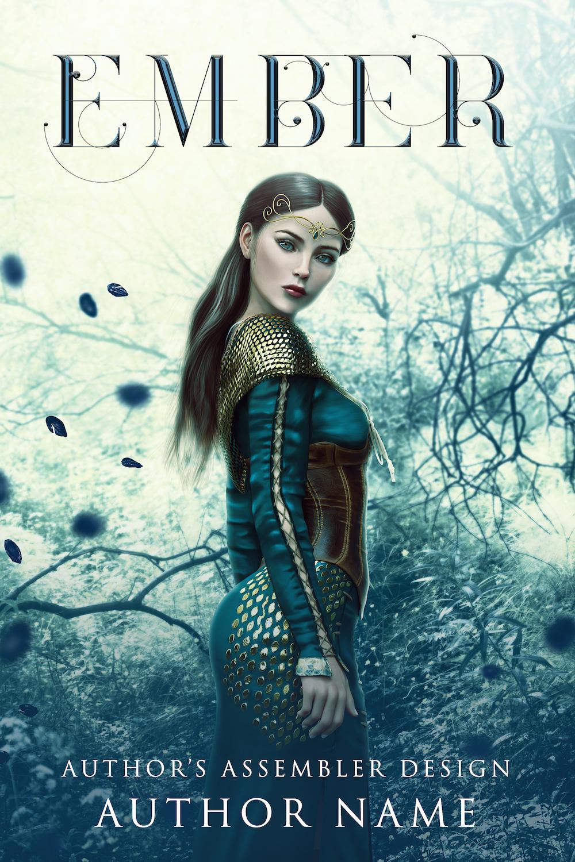 Fantasy Premade Cover - Ember