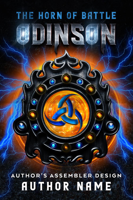 Fantasy Premade Cover - Odinson - Site
