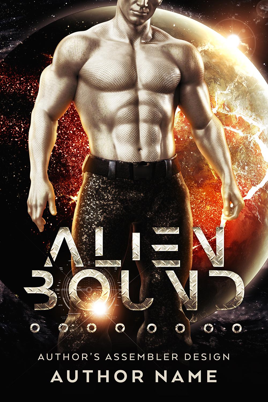 SFR Premade Cover - Alien Bound