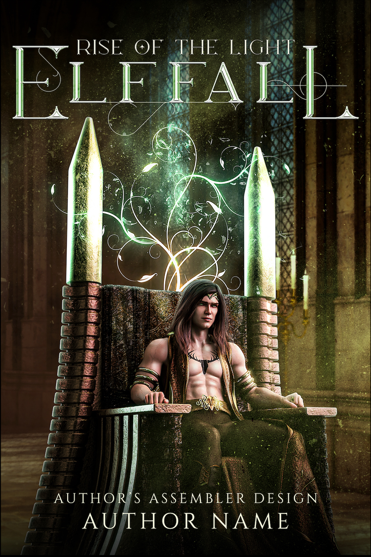 Fantasy Premade - Elffall - Site